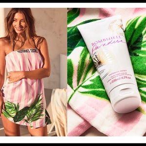 Victoria's Secret towel